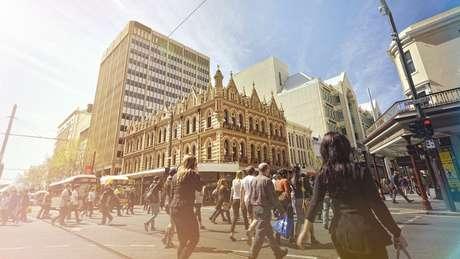 Cidades australianas como Adelaide também tiveram bom desempenho neste ano