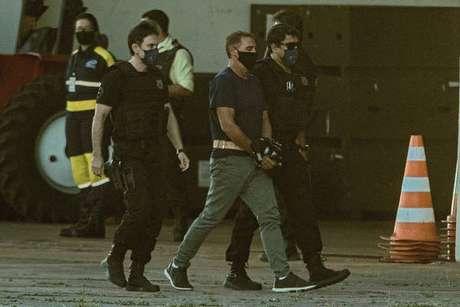 Rocco Morabito é mantido pela Polícia Federal em local secreto
