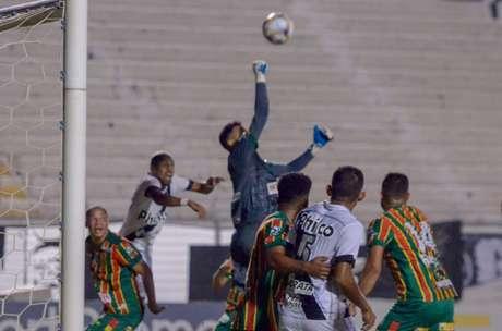 Último encontro entre os times, em 2020, terminou 1 a 1 (Álvaro Jr./PontePress)