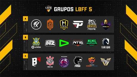 Liga Brasileira de Free Fire