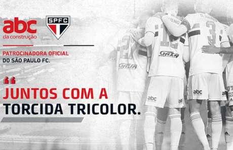 São Paulo terá novo patrocinador nos times masculino e feminino de futebol