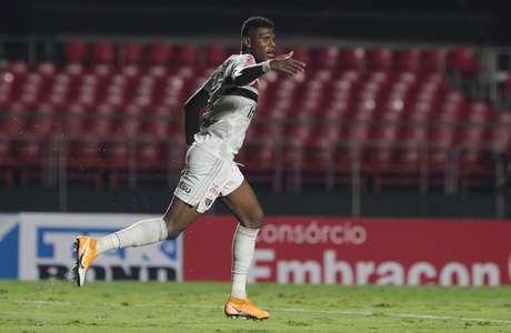 Arboleda desfalcará o São Paulo nas próximas cinco rodadas (Foto: Rubens Chiri / saopaulofc.net)