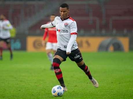 Jogador marcou o terceiro tento do Leão na partida (Raul Pereira)