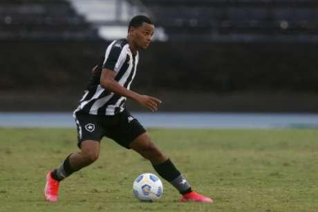 Jhonnatha (Foto: Vítor Silva/Botafogo)