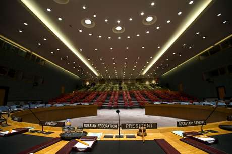 Câmara do Conselho de Segurança da ONU em Nova York  18/09/2015  REUTERS/Mike Segar/Foto de Arquivo