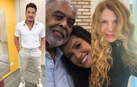 Wesley Safadão, Gilberto Gil, Juliette e Elba Ramalho farão lives juninas