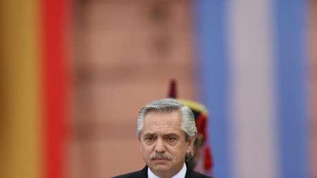 'Eu não quis ofender a ninguém. Peço desculpas', afirmou presidente argentino sobre declaração acerca dos brasileiros