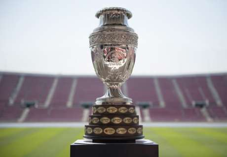 Copa América será sediada no Brasil (Foto: Vladimir Rodas/AFP)