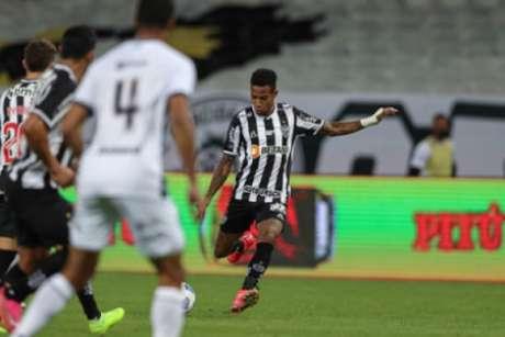 O alvinegro fez seu papel bem para garantir a passagem àsoitavas de final da Copa do Brasil-(Pedro Souza/Atlético-MG)