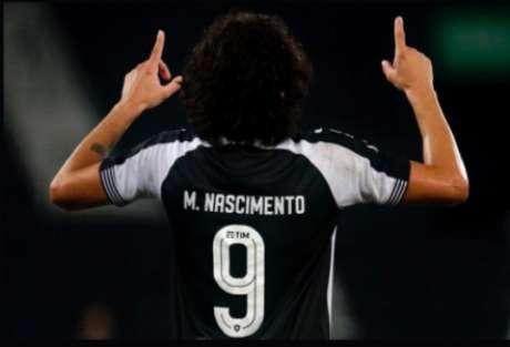 Matheus Nascimento (Foto: Vítor Silva/Botafogo)