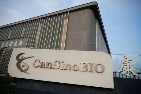 CanSino Biologics em Tianjin  17/8/2020   REUTERS/Thomas Peter