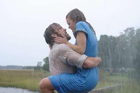 Declaração na chuva de Diário de uma Paixão com Ryan Gosling e Rachel McAdams
