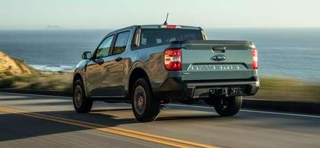 Ford Maverick: para quem busca uma picape menor do que a Ranger.