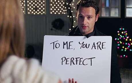 Andrew Lincoln em Simplesmente Amor
