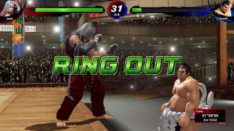Virtua Fighter 5 Ultimate Shodown