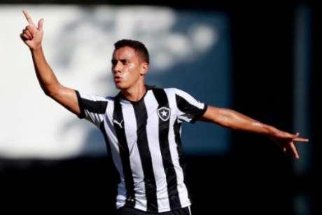 Renan Gorne pelo Botafogo (Vitor Silva/SsPress/Botafogo)