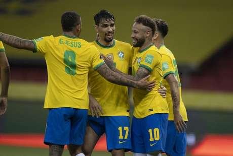 Brasil venceu a última Copa América, disputada em 2019, também no Brasil (Foto: Lucas Figueiredo / CBF)