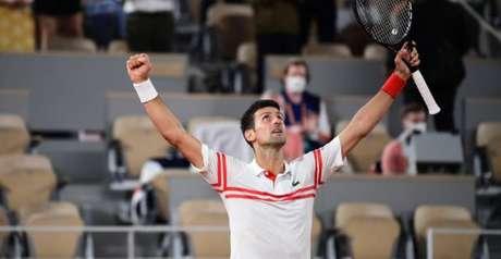 Djoko venceu Rafael Nadal na semifinal do torneio (Foto: FFT)