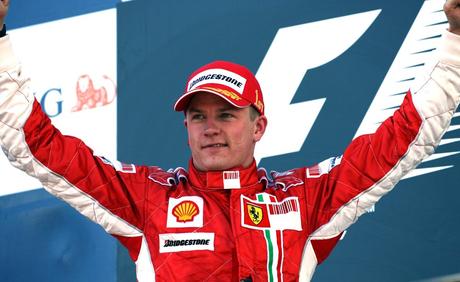 Kimi Raikkonen venceu o primeiro GP da temporada de 2007.