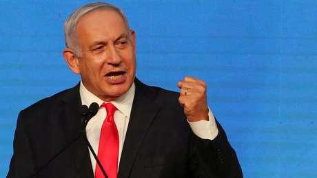 Benjamin Netanyahu ficou 12 anos no poder