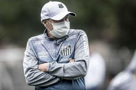 Jesualdo Ferreira comandou o Santos em apenas 15 partidas (Foto: Ivan Storti/Santos FC)