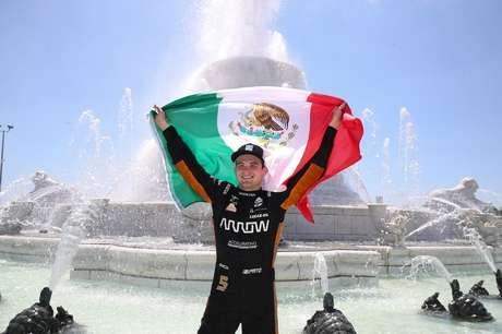 Pato O'Ward é o grande piloto da Indy em 2021