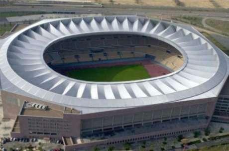 Estádio Olímpico de La Cartuja está pronto (Foto: Divulgação)