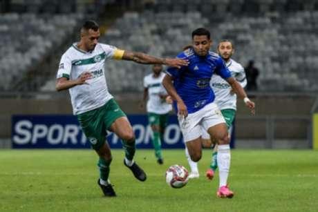 Cruzeiro e Goiás ficaram no empate (Gustavo Aleixo/Cruzeiro)