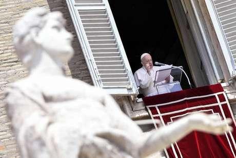 Alerta foi feito pelo Papa na praça São Pedro
