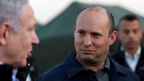 Naftali Bennett já foi protegido político de Netanyahu