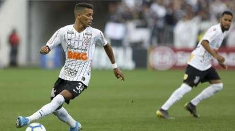 Pedrinho deixou o Corinthians após o Paulistão 2020 (Foto: Marco Galvão/Fotoarena/Lancepress!)
