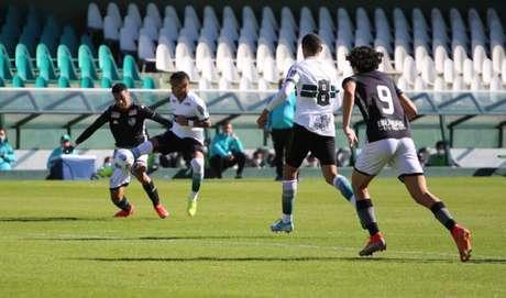 Coritiba e Botafogo empataram no Couto Pereira (Foto: Fábio de Paula/Botafogo)