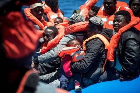 Francisco pediu fim da indiferença com migrantes que atravessam o mar