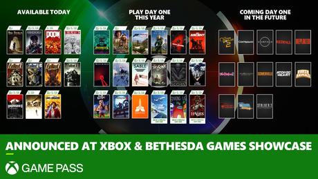 Próximos jogos no Xbox Game Pass