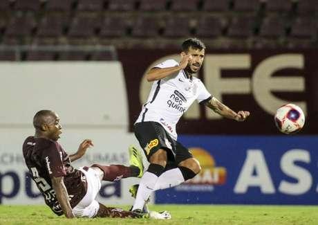 Camacho ficou perto de chegar aos 100 jogos pelo Timão (Foto: Rodrigo Coca/Ag.Corinthians)