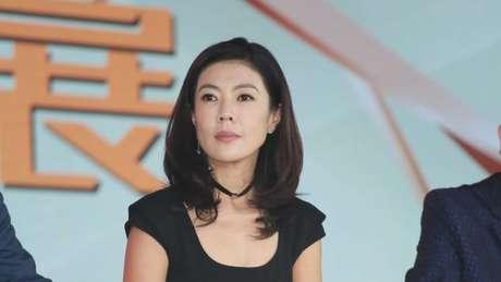 Su Mang é ex-editora da revista sofisticada Harper's Bazaar China
