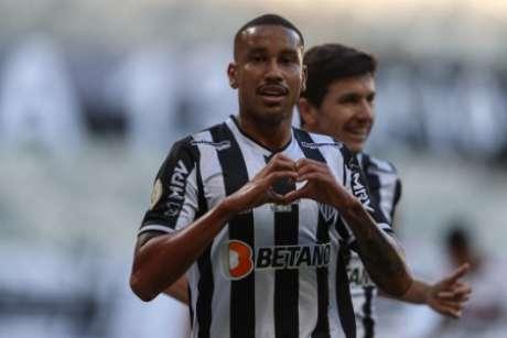 Jair diz que não há necessidade de ser poupado no Galo-(Foto: Pedro Souza / Atlético)