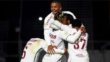 As substituições de Roger Machado também fizeram a diferença no resultado da partida (Foto: MAILSON SANTANA/FLUMINENSE FC)