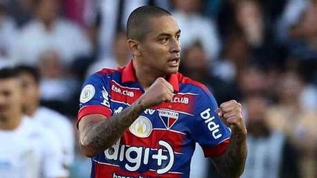 Wellington Paulista tem dois gols em três jogos nessa edição (Divulgação/CBF)
