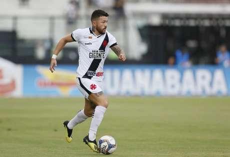 Pelo Vasco, Rossi jogou em 2019, quando anotou dois gols em 29 partidas (Foto: Divulgação/ Rafael Ribeiro)
