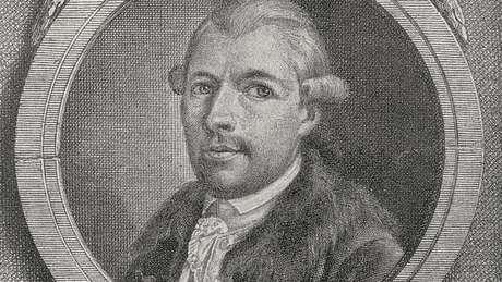 Johann Adam Weishaupt (1748-1830), filósofo alemão, fundador da Ordem da Sociedade Secreta dos Illuminati.