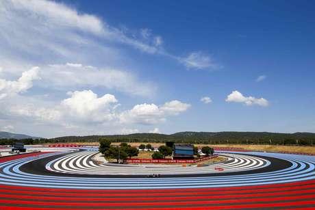 GP da França não foi disputado na temporada 2020