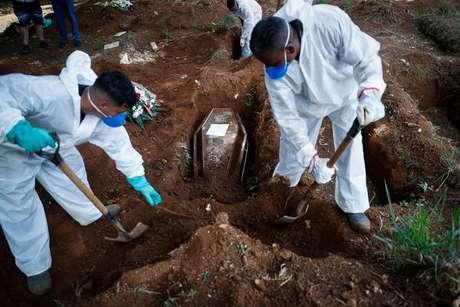Brasil tem mais 39.846 casos registrados de covid-19 nas últimas 24 horas