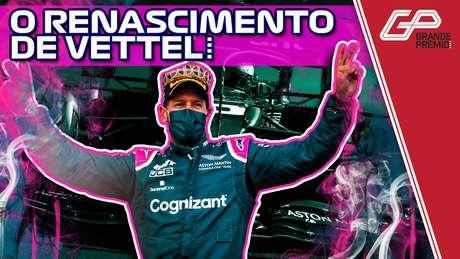 Sebastian Vettel é o tema de Fernando Silva no GP às 10 desta segunda-feira