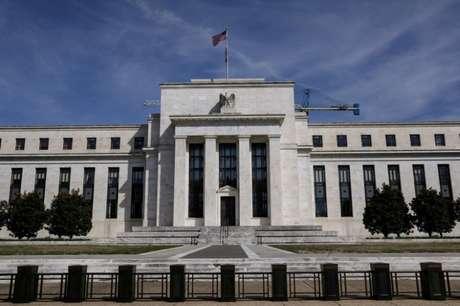 Prédio do Federal Reserve em Washington, March 27, 2019. REUTERS/Brendan McDermid/File Photo