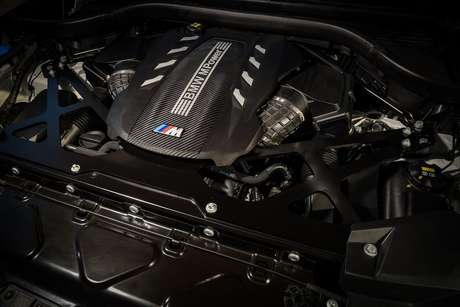 BMW X6 M Competition é equipado com motor V8 biturbo de 625 cv.