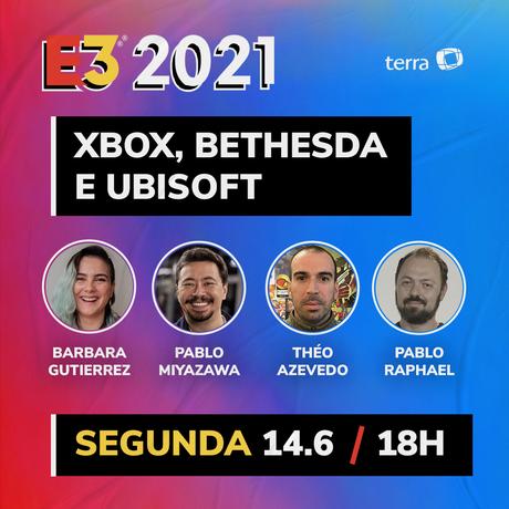 E3 2021 Game On.GG