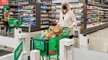Amazon Fresh vai abrir supermercado com Just Walk Out