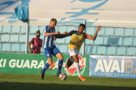 Equipe vem de derrota em casa para o Brusque (Lucas Gabriel Cardoso/Brusque FC)