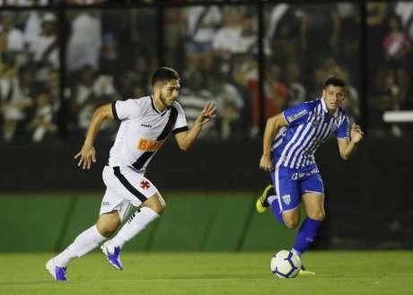 Andrey é um dos poucos remanescentes do Vasco de 2019, ano do último duelo (Foto: Rafael Ribeiro/Vasco.com.br)